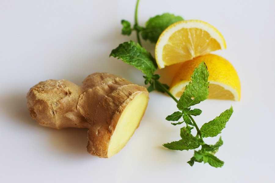 ginger lemonade ingredients2