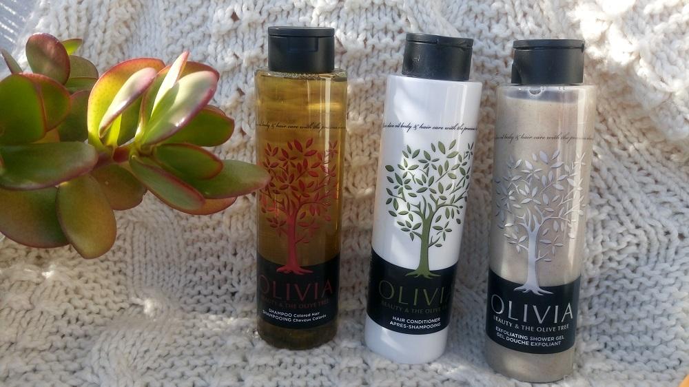cosméticos à base de azeite