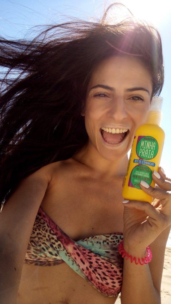 protetor de cabelo solar
