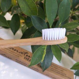 Escova de dentes bambu 2