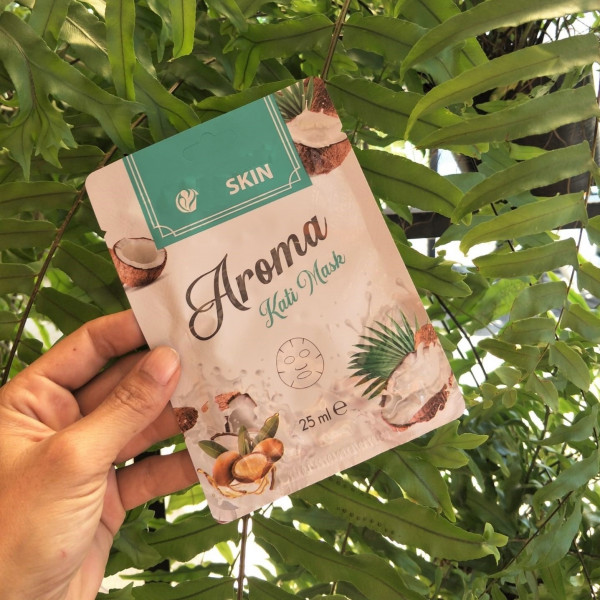 Sheet Mask Coco e argan