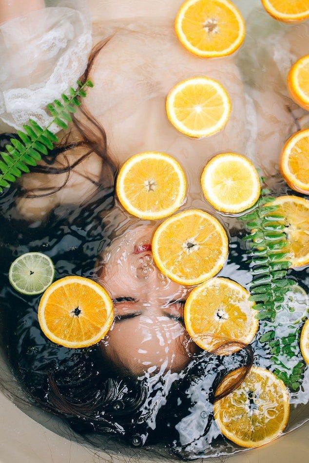 Vitamina C para o rosto 7