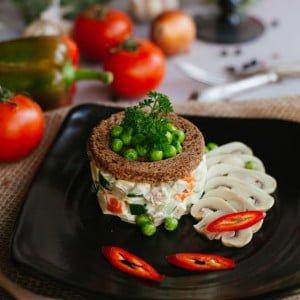 Restaurantes Vegetarianos 5