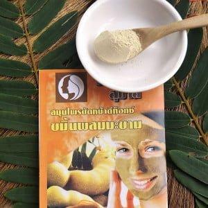 Máscara em pó Tamarino – Colágeno e Vitamina C