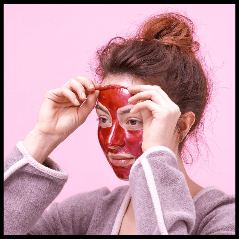 Máscara de Peel Off