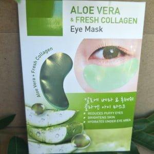 Máscara de Olhos Aloe Vera