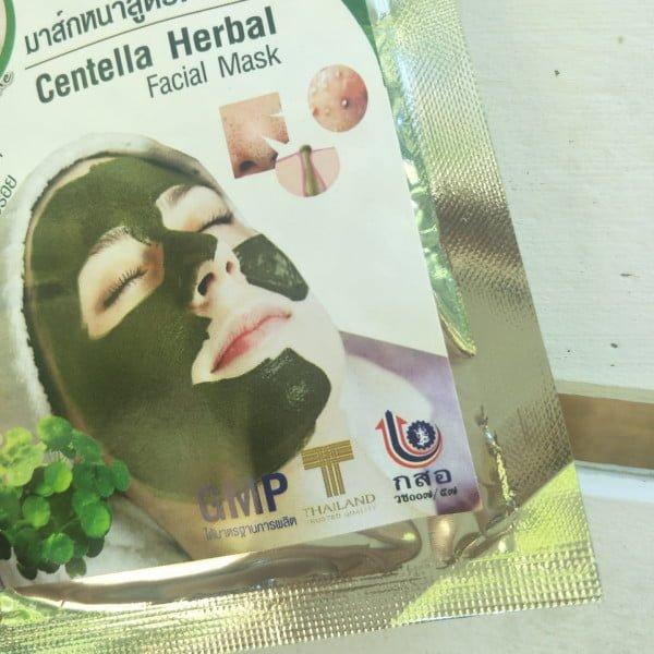 Máscara Centella Asiática – Peel Off