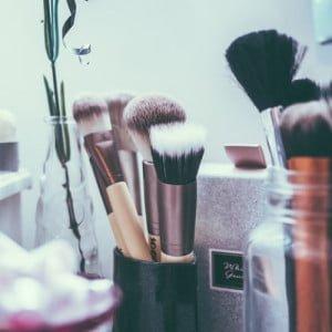 Kit de Pincéis Básicos para Maquiagem