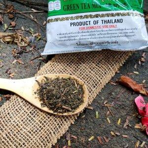 Chá Verde Tradicional Tailandês
